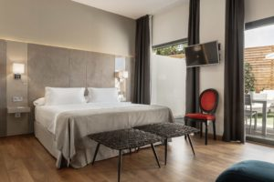 CHAMBRE DELUXE HOTEL GREEN SUITES
