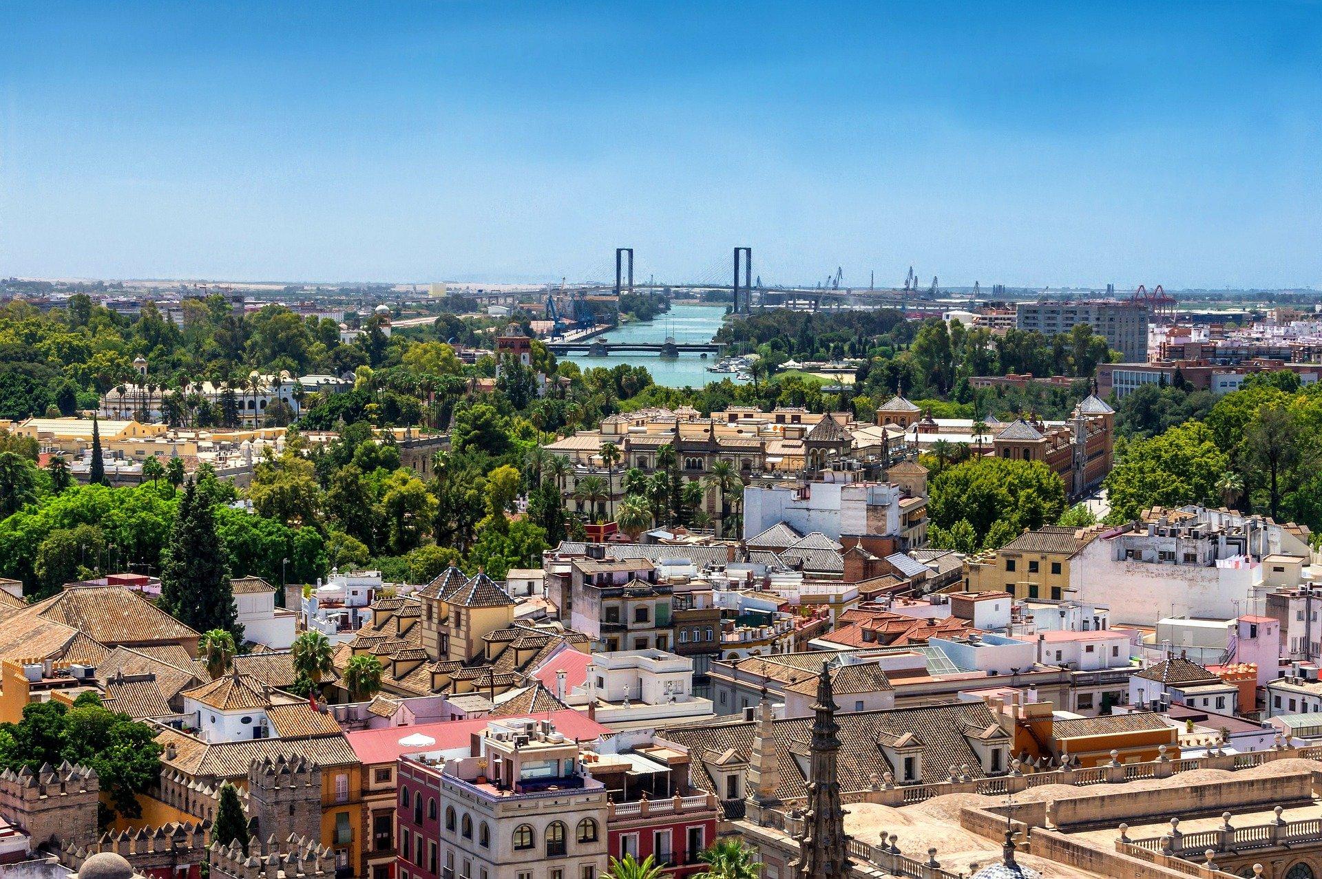 ruta panorámica Sevilla