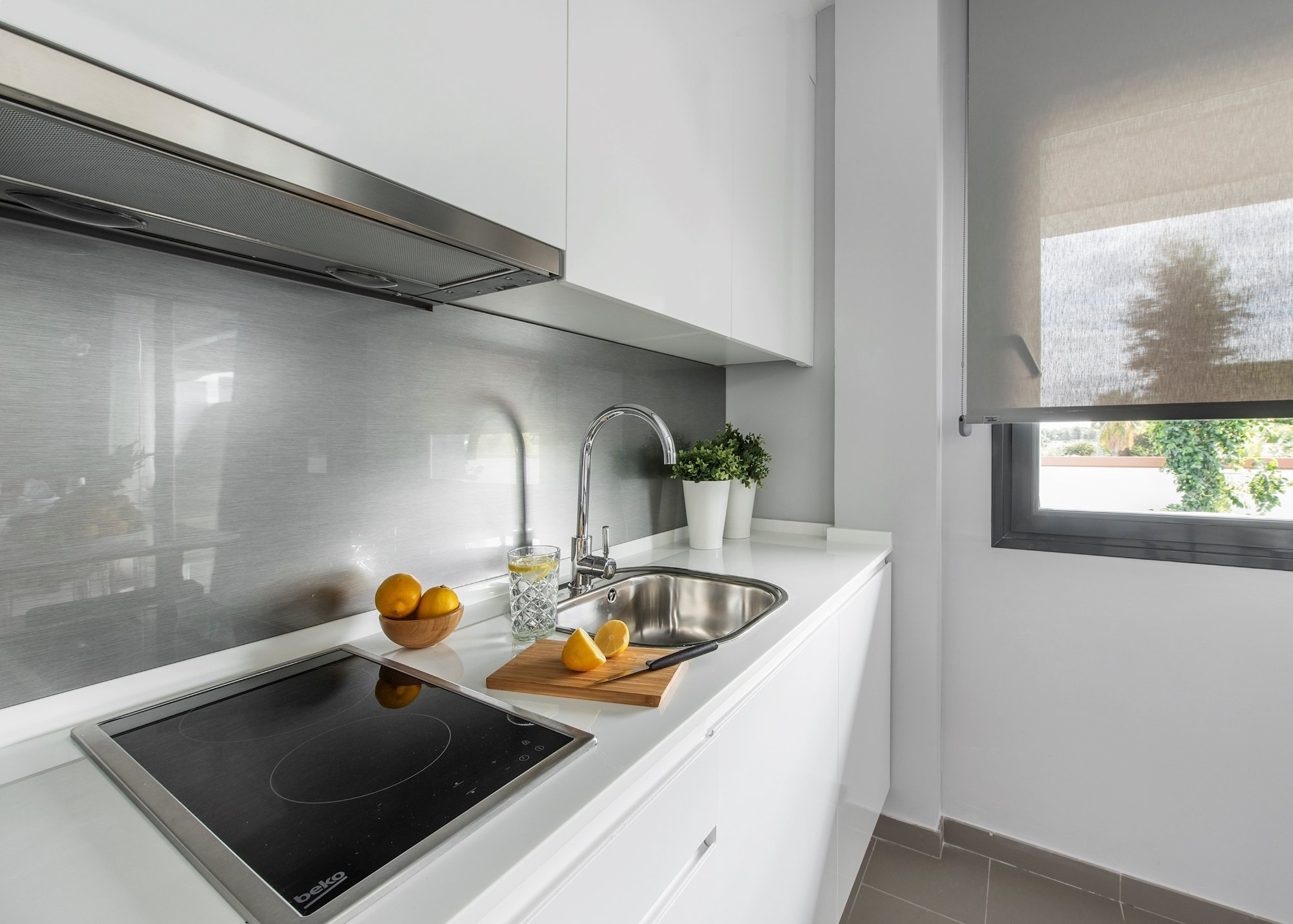 cocina-habitación